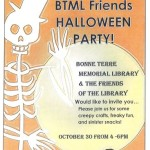 BTML Halloween Party