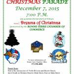 Bonne Terre Christmas Parade